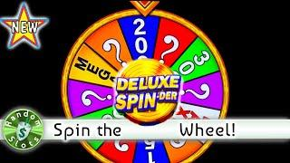 •️ New - Deluxe Spin der slot machine, Feature