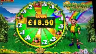 Rainbow Riches with Wild Clover Bonuses High Roller Slots