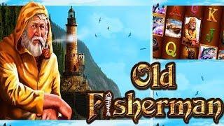 Old Fisherman - Bally Wulff Slot - MEGA BIG WIN - 2€ BET!