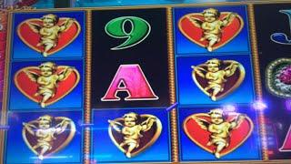 88 spins on Lago di Amore slot machine!