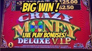 Crazy Money Deluxe VIP Slot Machine