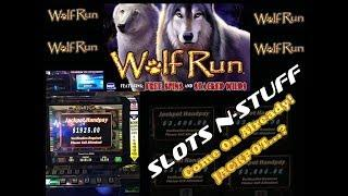 Wolf Run Grind Slot Play HOW MUCH CHEDDER CAN THIS WOLF EAT?? • Slots N-Stuff