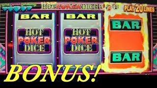 Tropicana • Pharaoh's Fortune • Triple Double Diamond Hot Poker  Dice • The Slot Cats •