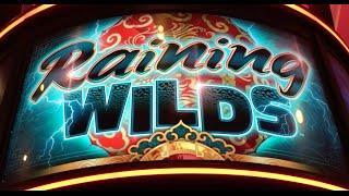 DRAGON SPIN •Max Bet LIVE PLAY w/Bonus • Slot Machine Pokie at Flamingo, Las Vegas