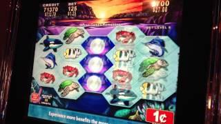 Eleven Pearls-Konami Slot Machine Bonus
