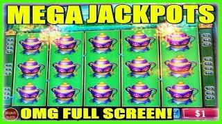 OMG LANDED A FULL SCREEN $40 BET! MEGA JACKPOT HANDPAYS HIGH LIMIT SLOT MACHINE