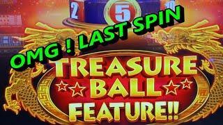 ⋆ Slots ⋆OMG ! STILL ALIVE !⋆ Slots ⋆THE LAST SPIN BONUS SPECIAL⋆ Slots ⋆TREASURE BALL/TIMBER WOLF/5 FROGS Slot⋆ Slots ⋆彡栗スロ