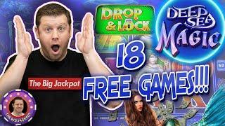 ★ Slots ★★ Slots ★★ Slots ★️$10+ SPINS & MANY BONUS ROUNDS PLAYING DROP & LOCK DEEP SEA MAGIC!!!★ S