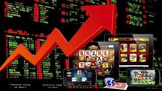 Online Gambling & Sports Betting Continue to Rise