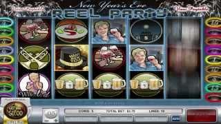 Reel Party ™ Free Slot Machine Game Preview By Slotozilla.com
