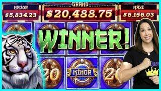 THIS HIGH LIMIT MIGHTY CASH TIGER WAS UNSTOPPABLE • SQ'S BEST EVER TIGER RUN ‼️