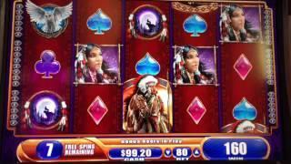 Great Eagle Returns Slot Machine ~ Free Spin Bonus! ~ BONUS BUST!!!! • DJ BIZICK'S SLOT CHANNEL