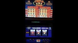 $1,500.00 Jackpot on Triple Stars (2-coins x $10) at Bellagio on 12-05-17