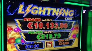 ++ 2x HANDPAY ++  Big Huge Win (s) on LIGHTNING LINK Slot Machine Happy Lantern