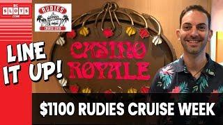 • Kickin' Off The Cruise Week • $1100 @ Rudies Cruise • BCSlots (S. 16 • Ep. 1)