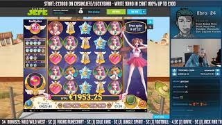 HUGE WIN! - Moon Princess by Play'n Go