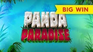 Quick Fire Flaming Jackpots Panda Paradise Slot - NICE BONUS, NICE SESSION!