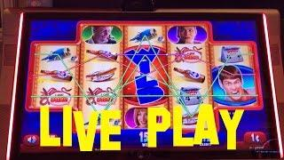 Dumb and Dumber live play max bet $2.50 NEW SLOT Machine Aristocrat