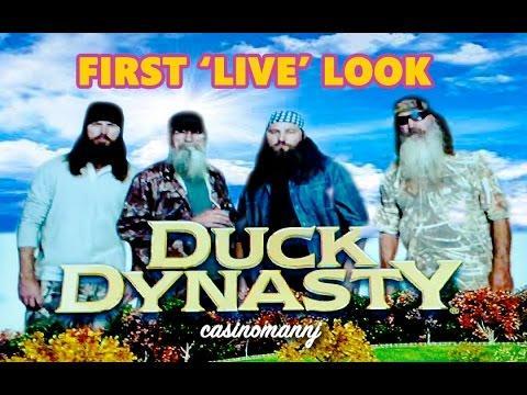 duck dynasty slot machine