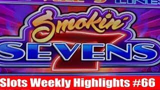 Slots Weekly Highlights #66 For you who are busy• San Manuel Casino & Pechanga Resort Casino 赤富士スロット