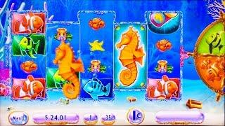 ++NEW WMS Gold Fish 3, Live Play & Bonuses