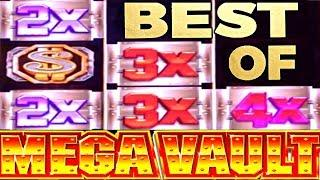 • THE BEST of MEGA VAULT • HUGE WINNING BONUSES and the bad with EZ Life Slot Jackpots