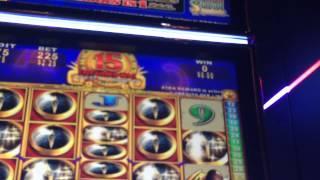 Konami Quest For Riches.. BIG WIN JACKPOT!!!