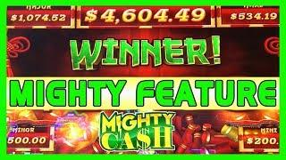 • A MIGHTY Feature on MIGHTY CASH • Slot Machine Pokies w Brian Christopher