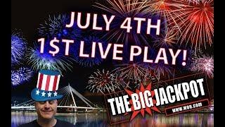 • First Live Play of July 4th #boom •