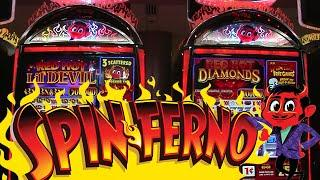 Spin Ferno Slot Tournaments from IGT •