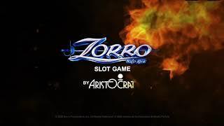 Zorro Wild Ride....Coming Soon.