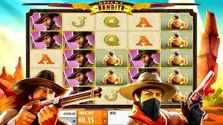 Sticky Bandits Online Slot from Quickspin