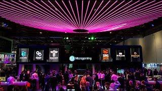 Microgaming at ICE London 2019 - Day 1