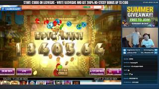 BIG WIN!!! Extra Chilli Huge win - RIP EARS WARNING - Casino Games - free spins (Online slots)