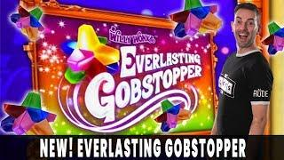 ★ Slots ★ PREMIERE ★ Slots ★ NEW!! Willy Wonka Everlasting Gobstopper ★ Slots ★ GOLDEN GOBSTOPPERS!
