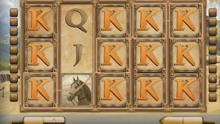 Mongol Treasures - Free Spins (K)