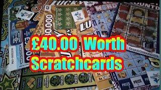 ⋆ Slots ⋆£40 worth Scratchcards  game⋆ Slots ⋆(Lots of Winners)⋆ Slots ⋆CASH TRIPLER⋆ Slots ⋆W-Wonde
