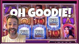 ENCHANTED UNICORN FREE PLAY • OH GOODIE! • MAGIC FLOWER SLOT MACHINE • LOTS of BONUSES!