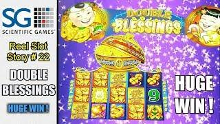 DOUBLE BLESSING •Reel Slot Story # 22 •Huge Win! •The Shamus and Friends