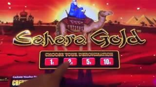 LIGHTNING LINK ~ DOUBLE BLESSINGS ~ BUFFALO GOLD ~ Live Slot Play @ San Manuel