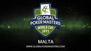 2015 Global Poker Masters (GPM) The Playoff Series, Day 1 – PokerStars