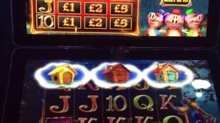 (Blueprint £500 version) wish upon a jackpot 3 little pigs feature