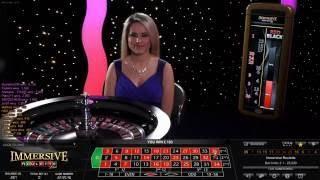 Immersive Roulette Session £100 Jan 2016