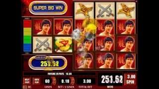 Bruce Lee - William Hill Games