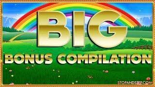 UNSEEN BIG BETS and BIG BONUSES  COMPILATION!