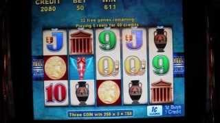 Wings Over Olympus Big Win Free Spins Bonus Round + Retriggers