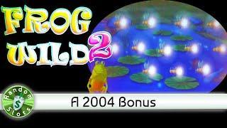 Frog Wild 2 slot machine, an Old Bonus