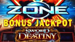 WHAT IS THE X-ZONE?? • PROGRESSIVE WIN & BONUS • SWORD OF DESTINY / ANGEL BLADE • •