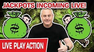 ⋆ Slots ⋆ Jackpots Incoming LIVE or I'll EAT MY SHIRT ⋆ Slots ⋆ BACK AT THE CASINO for High-Limit Slots