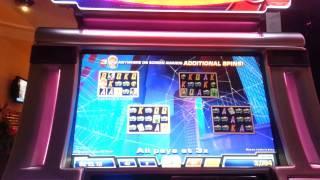 Spider-Man 5c bonus - BIG WIN!